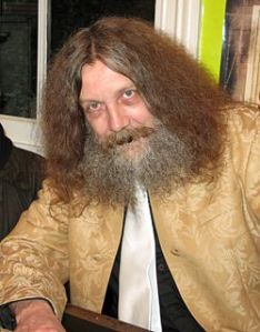 Alan Moore's Wikipedia photo