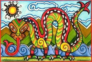bestiary-taniwha